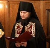 Слово архимандрита Пахомия (Брускова) при наречении во епископа Покровского и Николаевского