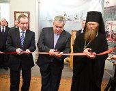 Выставка «Соловки. Голгофа и Воскресение» проходит в Санкт-Петербурге