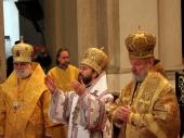 Председатель Отдела внешних церковных связей принял участие в праздновании 60-летия автокефалии Православной Церкви Чешских земель и Словакии