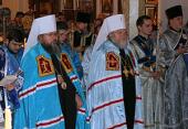 В Нью-Йорке прошли торжества по случаю праздника Курской Коренной иконы Божией Матери