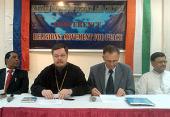 Председатель Синодального отдела по взаимоотношениям Церкви и общества выступил на межрелигиозном семинаре в Индии