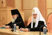 Состоялось расширенное заседание Епархиального совета г. Москвы