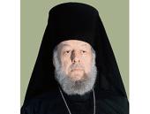 Патриаршее поздравление епископу Манхэттенскому Иерониму с 65-летием со дня рождения