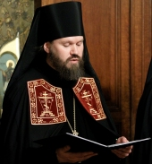 Слово архимандрита Стефана (Гордеева) при наречении во епископа Алатырского