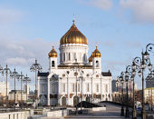 Предстоятель Русской Церкви огласил статистические данные о церковной жизни Москвы