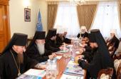 В Киево-Печерской лавре состоялось заседание Священного Синода Украинской Православной Церкви
