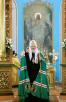 Патриаршее служение в день памяти свт. Спиридона Тримифунтского. Хиротония архимандрита Стефана (Гордеева) во епископа Алатырского, викария Чебоксарской епархии