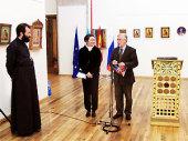 В Сантьяго-де-Компостела (Испания) проходит выставка «Образ Богородицы в Русской Православной Церкви»