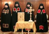 Слово архимандрита Николая (Ашимова) при наречении во епископа Амурского и Чегдомынского