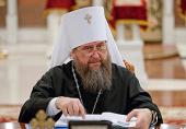 Митрополит Астанайский Александр: «Сегодня каждый служитель Церкви Божией призван разделить заботы о должном устроении церковной жизни»