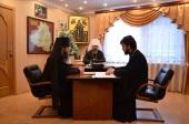 Состоялось первое заседание Архиерейского совета Тульской митрополии