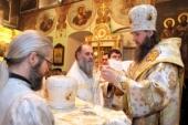 Иеромонах Иаков (Тисленко), избранный епископом Нарьян-Марским и Мезенским, возведен в сан архимандрита