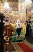 Патриаршее служение в Успенском соборе Московского Кремля в неделю по Рождестве Христовом