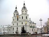 Митрополит Минский и Слуцкий Филарет поздравил с праздником Рождества Христова детей из регионов, пострадавших от последствий аварии на Чернобыльской АЭС