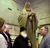 В Минске будет возведен памятник Святейшему Патриарху Алексию II
