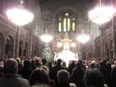 В Страсбурге состоялся концерт «Православное Рождество», организованный представительством Русской Православной Церкви