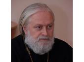 Архиепископ Верейский Евгений: Присутствие на богослужении руководства МГУ во главе с ректором дает пример остальным вузам