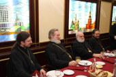 Завершилось пребывание в России Блаженнейшего Митрополита Чешских земель и Словакии Христофора