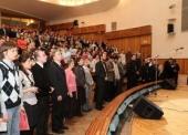 В Москве пройдут VI Сретенские встречи православной молодежи
