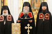 Слово архимандрита Иакова (Тисленко) при наречении во епископа Нарьян-Марского и Мезенского