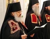 Слово архимандрита Ефрема (Барбинягры) при наречении во епископа Боровичского и Пестовского