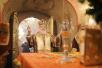 Патриаршее служение в храме Спаса Преображения на Песках. Хиротония архимандрита Ефрема (Барбинягры) во епископа Боровичского и Пестовского
