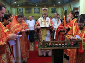 Завершилась поездка архиепископа Егорьевского Марка в Таиланд