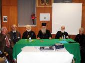 Делегация из России приняла участие в конференции «Наследие протопресвитера Иоанна Мейендорфа» в Париже