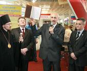 На Минской международной книжной выставке-ярмарке состоялась презентация факсимильного издания «Жития преподобной Евфросинии Полоцкой»