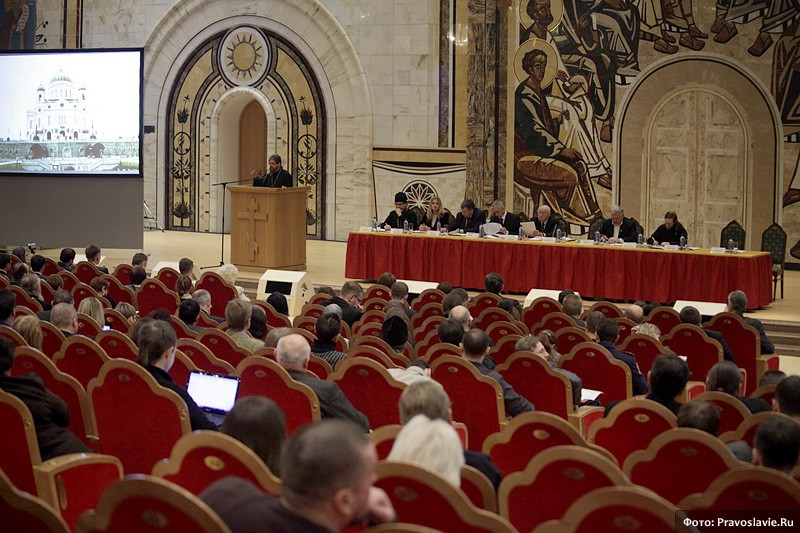 Конгресс Церковно-общественного совета по защите от алкогольной угрозы