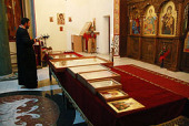 Началась благотворительная акция «Русские иконы — косовским анклавам»