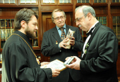 Митрополит Волоколамский Иларион избран действительным членом Академии Российской словесности
