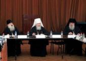 Состоялось заседание Издательского Совета Русской Православной Церкви