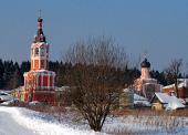 В связи с изменением границы между Москвой и Московской областью ряд приходов переводятся в каноническое подчинение Патриарха Московского и всея Руси