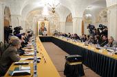 Обращение к будущему Президенту России участников расширенного заседания Патриаршего совета по культуре 22 февраля 2012 года