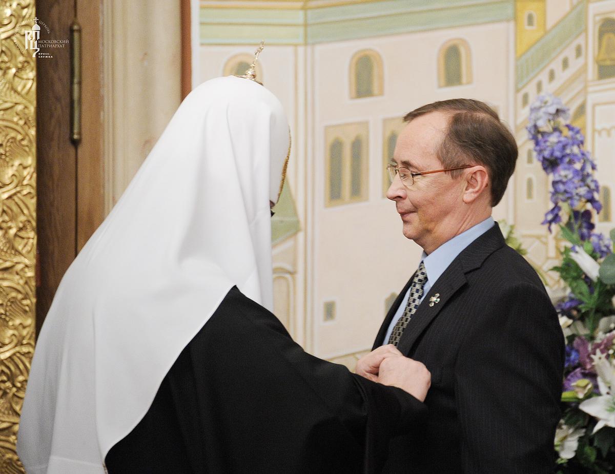 Расширенное заседание Патриаршего совета по культуре