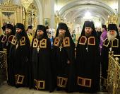 Слово архимандрита Филиппа (Новикова) при наречении во епископа Карасукского и Ордынского
