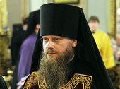 Слово архимандрита Луки (Волчкова) при наречении во епископа Искитимского и Черепановского