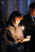 Патриаршее служение во вторник первой седмицы Великого поста. Чтение канона прп. Андрея Критского в Новоспасском ставропигиальном монастыре