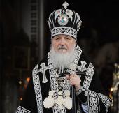 Проповедь Святейшего Патриарха Кирилла после Литургии Преждеосвященных Даров в среду первой седмицы Великого поста