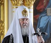 Слово Святейшего Патриарха Кирилла после утреннего богослужения в Богородице-Рождественском монастыре