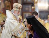Слово Святейшего Патриарха Кирилла при вручении архиерейского жезла Преосвященному Амвросию (Мунтяну), епископу Нефтекамскому и Белебеевскому