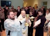Блаженнейший митрополит Киевский Владимир: «Каждая Божественная литургия — это новое Торжество Православия»