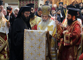 На Святой Земле молитвенно отпраздновали Торжество Православия