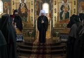 Началась поездка митрополита Волоколамского Илариона в Белоруссию