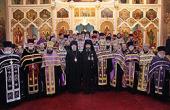 В неделю Торжества Православия архиепископ Наро-Фоминский Юстиниан возглавил богослужение с участием клириков различных юрисдикций, представленных в США
