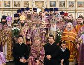 Епископ Усть-Каменогорский и Семипалатинский Амфилохий прибыл к месту служения