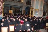 Доклад епископа Ставропольского и Невинномысского Кирилла на епархиальном собрании 6 марта 2012 года