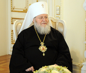 Митрополит Восточно-Американский Иларион: Воссоединение двух частей Русской Церкви — за границей и на Родине — это величайшее благо