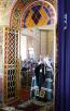 Патриаршее служение в Гефсиманском Черниговском скиту Троице-Сергиевой лавры. Хиротония архимандрита Луки (Волчкова) во епископа Искитимского